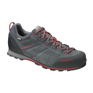 MAMMUT(マムート) Wall Guide Low GTX(R) Men's 9/27.5cm 0609(graphitexinferno) 3020-04891