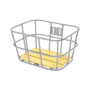 GIZA PRODUCTS(ギザプロダクツ) AL-N04 ウッド ボトム バスケット BKT09301