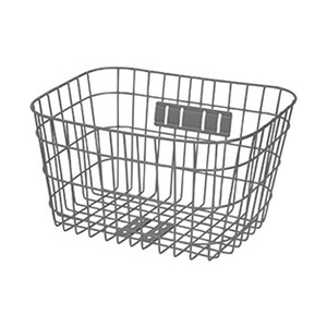 GIZA PRODUCTS(ギザプロダクツ) W-114 丸型 ワイド バスケット DGY BKT05102