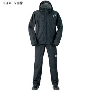 【送料無料】ダイワ(Daiwa) DR-3606 レインマックス レインスーツ 2XL ブラック 04534255