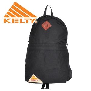 【送料無料】KELTY(ケルティ) DAYPACK 18L Black 2591918