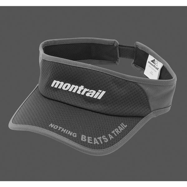 montrail(モントレイル) ナッシングビーツアトレイル ランニングバイザー XU3981 バイザー(メンズ&男女兼用)