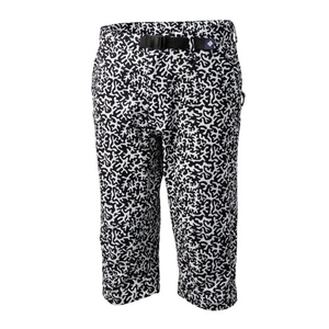 Columbia(コロンビア) Time to Trail Patterned Knee Pant Men's M 010(Black Pattern) PM4705