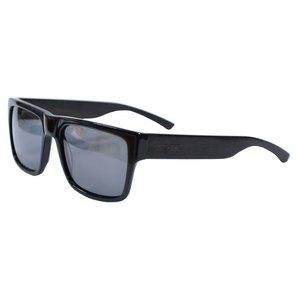 【送料無料】CASSETTE(カセット) STOCKHOLM サングラス BLACK×EBONY WOOD×SMOKE CASH-501
