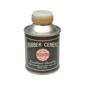 MARUNI(マルニ) ゴムのり 100cc(ハケ付) TOR04900 ケミカル用品(溶剤・グリス・洗浄剤など)