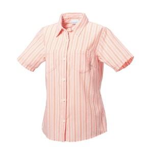 Columbia(コロンビア) REMOTE RUN WOMEN's SHORT SLEEVE SHIRT PL7883 レディース速乾性半袖シャツ