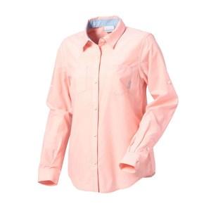 Columbia(コロンビア) CITY PARK WOMEN's LONG SLEEVE SHIRT PL7933 レディース速乾性長袖シャツ