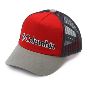Columbia(コロンビア) SECRET SHORE JR. CAP ワンサイズ 610(INTENSE RED) PU5203