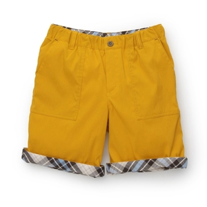 Columbia(コロンビア) COLIMA YOUTH SHORT Kid's M 705(GOLDEN YELLOW) PY4182