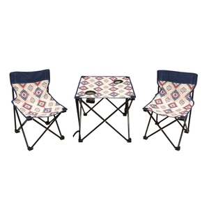 あまの(AMANO) テーブル&チェアーセット インディアン WLL0112