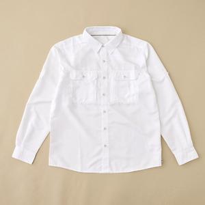 マウンテンハードウェア Canyon Solid Long Sleeve Shirt Men's OE7043 メンズ速乾性長袖シャツ