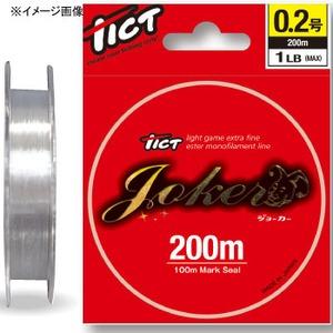 TICT(ティクト) JOKER(ジョーカー) 200m オールラウンドフロロライン