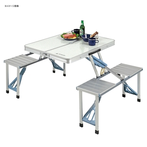 キャプテンスタッグ(CAPTAIN STAG) ラフォーレ DXアルミピクニックテーブル UC-9