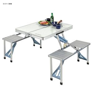 キャプテンスタッグ(CAPTAIN STAG)ラフォーレ DXアルミピクニックテーブル