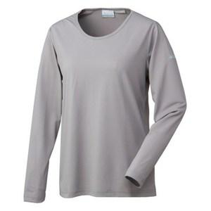 Columbia(コロンビア) POCOMOKE FALLS WOMEN'S LONG SLEEVE PL2530 レディース速乾性長袖Tシャツ