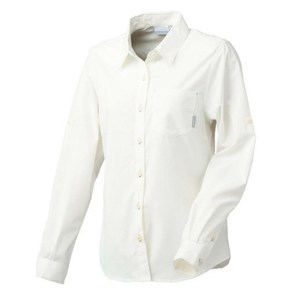 Columbia(コロンビア) WATERVAL BOVEN WOMEN'S R FIT LONG SLEEVE SHIRT PL7954 レディース速乾性長袖シャツ