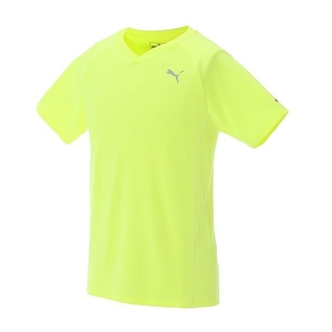 PUMA(プーマ) SS TEE Men's M 02(SAFETY YELLOW) 514209