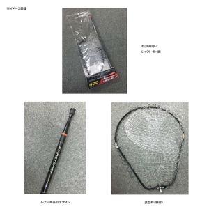 メジャークラフト ファーストキャスト ランディングシャフトセット LS-600FC 小継セット(シャフト5m以上)