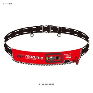 MAZUME(マズメ) インフレータブルウエスト MZLJ-262-03 インフレータブル(自動膨張)