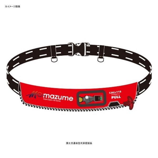 MAZUME(マズメ) インフレータブルウエスト タイプA 遊漁船(釣り船)対応 MZLJ-262-03 インフレータブル(自動膨張)