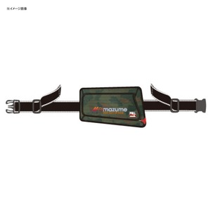 MAZUME(マズメ) インフレータブルポーチ カモ MZLJ-265-03 インフレータブル(手動膨張)