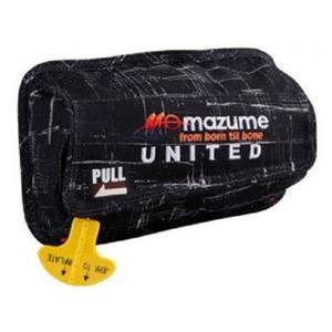 MAZUME(マズメ) インフレータブル ポーチ カモ(ウエストバッグIII装着用) MZLJ-255-02 インフレータブル(手動膨張)