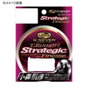 ジーセブン(G-SEVEN) STRATEGIC FINESSE(ストラテジック フィネス) 150m G-3135-F ブラックバス用フロロライン