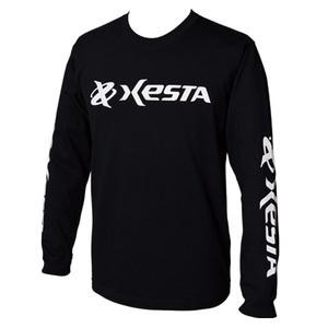 ゼスタ(XeSTA) ロングスリーブT-シャツ オリジナルロゴ 5614372 フィッシングシャツ