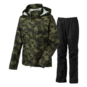 Columbia(コロンビア) Grass Valley Patterned Rainsuit Men's