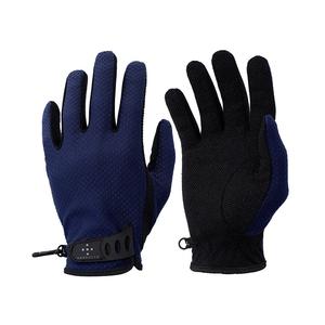 アクシーズクイン(AXESQUIN) UV Mesh Glove XL N00(ネイビー) AG6704