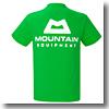 マウンテンイクイップメント(Mountain Equipment) ME LOGO TEE Men's