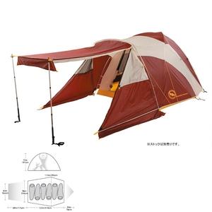 BIG AGNES(ビッグアグネス) テンスリープステーション6 TTSS616 ファミリードームテント