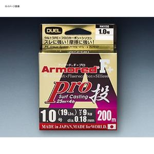 デュエル(DUEL) ARMORED(アーマード) F+ プロ 投げ 200m H4106