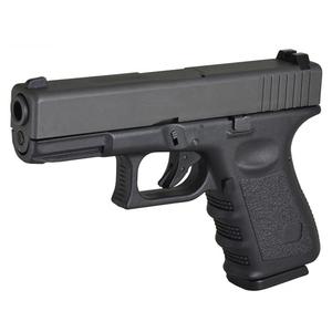 【送料無料】KJWORKS(KJワークス) ガスブローバックガン Glock19 ヘビーウェイト ブラック KJ08