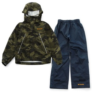 Columbia(コロンビア) Grass Valley Youth Patterned Rainsuit Kid's
