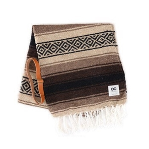 MEXICAN CLASSIC BLANKET  ブラウン