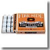 ファイヤーサイド(Fireside) ドラゴン着火剤 1箱24個入り