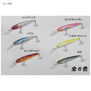 マルシン漁具(Marushin) F-110 Wizard(ウィザード) ミノー(リップ付き)