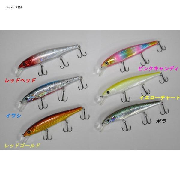 マルシン漁具(Marushin) S-110 Tranzeal(トランジール) ミノー(リップ付き)