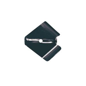 ジャッカル(JACKALL) スペアーペラブレード ファイヤークラッカー用 ブラック 104327008010