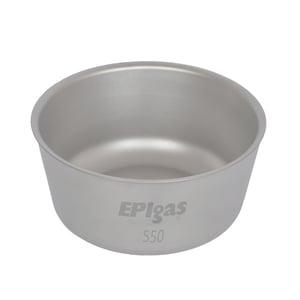EPI(イーピーアイ) ダブルウォールチタンボウル550 550ml T-8211