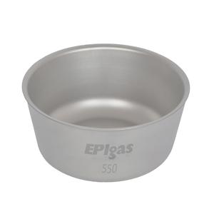 EPI(イーピーアイ) ダブルウォールチタンボウル550 T-8211
