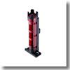 ロッドスタンド BM−250 Light クリアレッド×ブラック