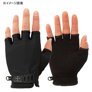 アクシーズクイン(AXESQUIN) UV Mesh Finger Cut Glove