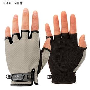アクシーズクイン(AXESQUIN) UV Mesh Finger Cut Glove L ベージュ AG6707