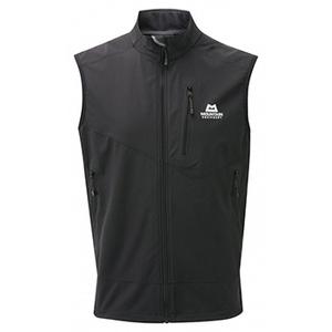【送料無料】マウンテンイクイップメント(Mountain Equipment) Frontier Vest Men's S ブラック 411315