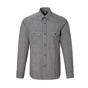 【送料無料】マウンテンイクイップメント(Mountain Equipment) LS Gingham Check Shirt Men's L ブラック 421826