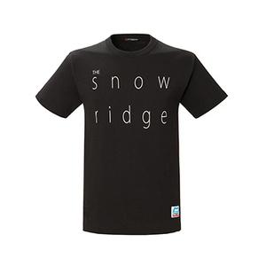 マウンテンイクイップメント(Mountain Equipment) Cotton Tee-snow ridge Men's XS ブラック 423766