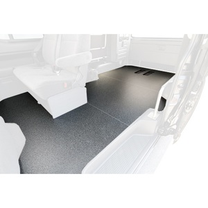 【送料無料】ユーアイビークル(UIvehicle) ハイエース200系 ワゴンGL用床張りキット(Ver3) ワゴンGL JN-U023