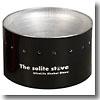 THE SOLITE STOVE(ソーライトストーブ) ウルトラライトアルコールバックパッキングストーブ   ブラック